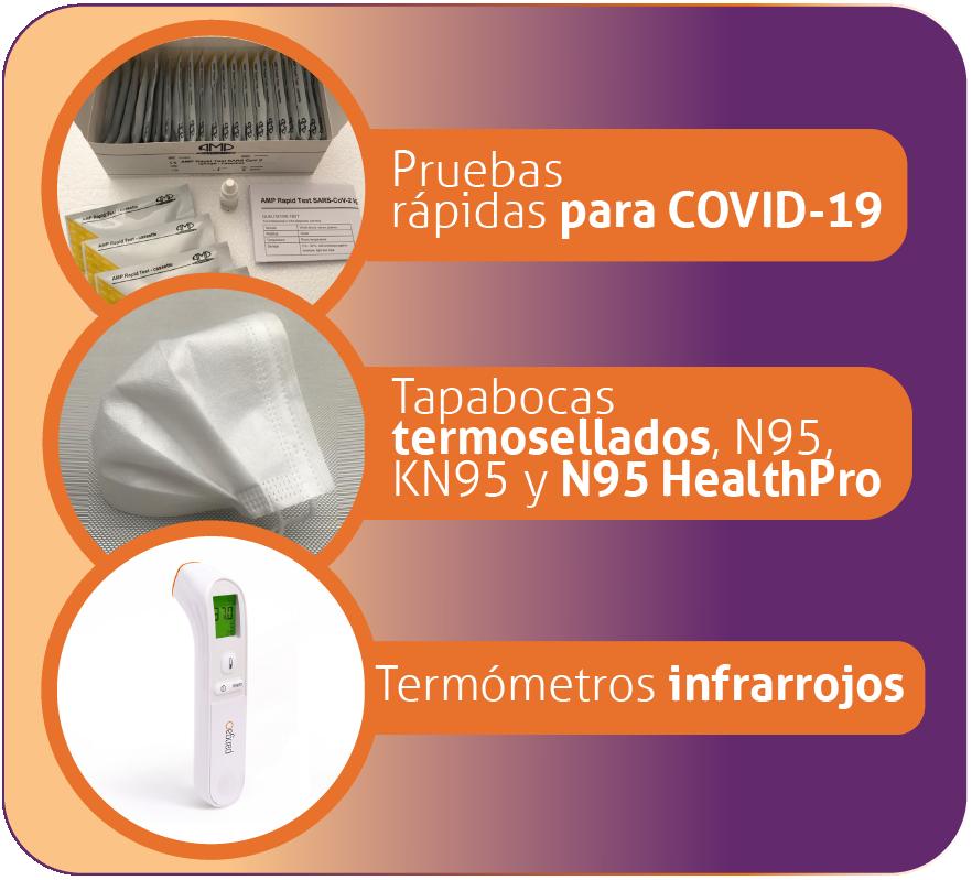 Productos Bioseguridad PREVENCO